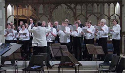 Choral direction and conducting training